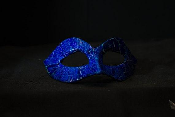 Civetta crackled blue