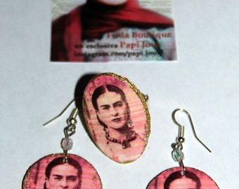 """Capsule collection """"Frida""""-Frida set"""