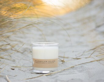 Wadmalaw Island Candle | White Tea and Berries Scented Soy Candle | 9 oz Soy Candle | Charleston SC Inspired Candles