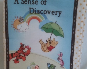 A Sense Of Discovery Cloth Baby Book