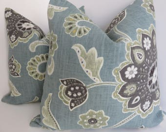 pkuafmann pillow covers ankara blue gray green ivory pillow covers black blue