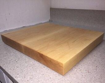 Hard Maple Butcher Block/Cutting Board