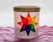 Rainbow Star Lantern...