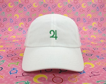 Sailor Jupiter Symbol Cap