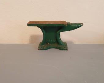 Mini jewlers anvil Japan