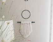 Boho Wall Decor, Yarn Wall Hanging, Modern Home Decor