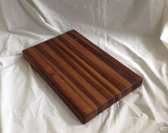 Walnut Cutting Board, Carving Board, Bread Board, Cheese Board, Chopping Block, Walnut Board, Wood Cutting Board