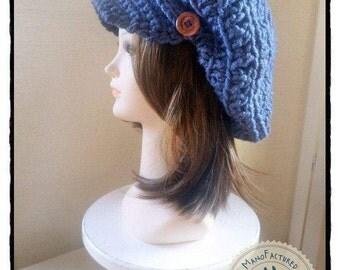 Dublin crochet cap