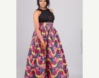 FlashSale 20% Off Moungo Maxi Skirt