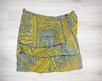 African-style hand made skirt size 34 en)