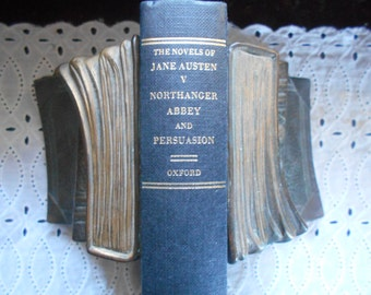 Northanger Abbey and Persusian. The Novels of Jane Austen Volume V