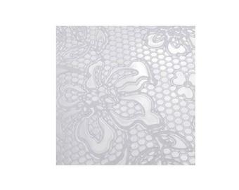 Lace texture plate to paste Fimo Sculpey Cernit