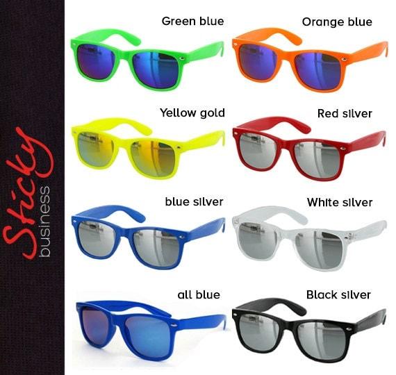 Custom Sunglasses Beach Wedding Personalized