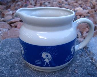 Morton Salt Creamer – When It Rains it Pours