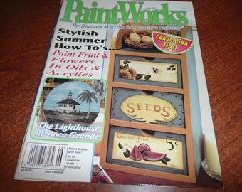PaintWorks Magazine June 1997