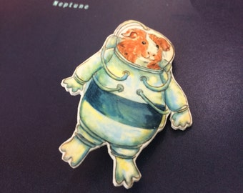 Astro Guinea Pig