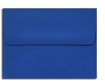 20 Sapphire Blue Envelopes in A7, A6, A2 & A1 Sizes