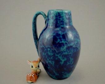 Vintage vase / Scheurich / 414 16 | West Germany | WGP | 60s