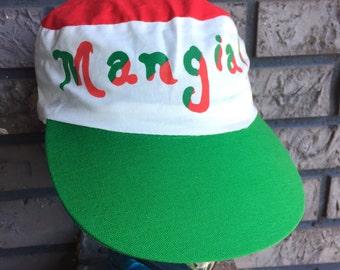 FREE USA Shipping Vintage Italian Magia Hat Cap