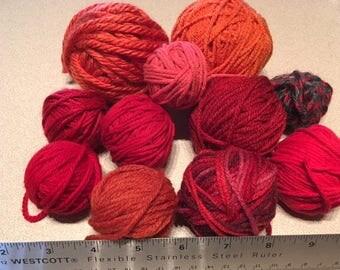 Yarn Remnants