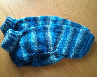 Small jumper for Italian Greyhound / tiny Whippet - Ready to post