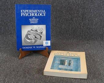 Set Of 2 Psychology Textbooks