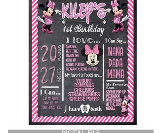 Minnie Mouse Party Decorations, Minnie Mouse Decorations, Minnie Mouse Birthday Party, First Birthday, Minnie Mouse Party Decor
