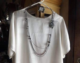 SOLD Long necklace by Express