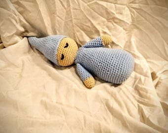 Sleeping Soft Babydoll