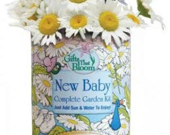 New Baby Garden Kit