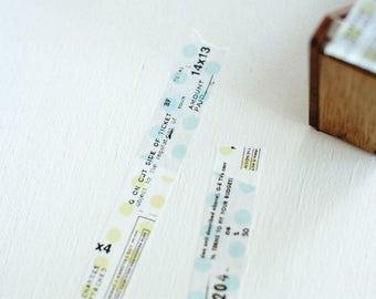 YOHAKU Original masking tape ( 056YK-02 )