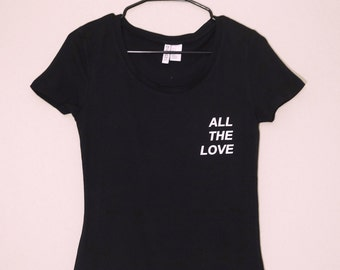 Harry Styles All The Love Shirt