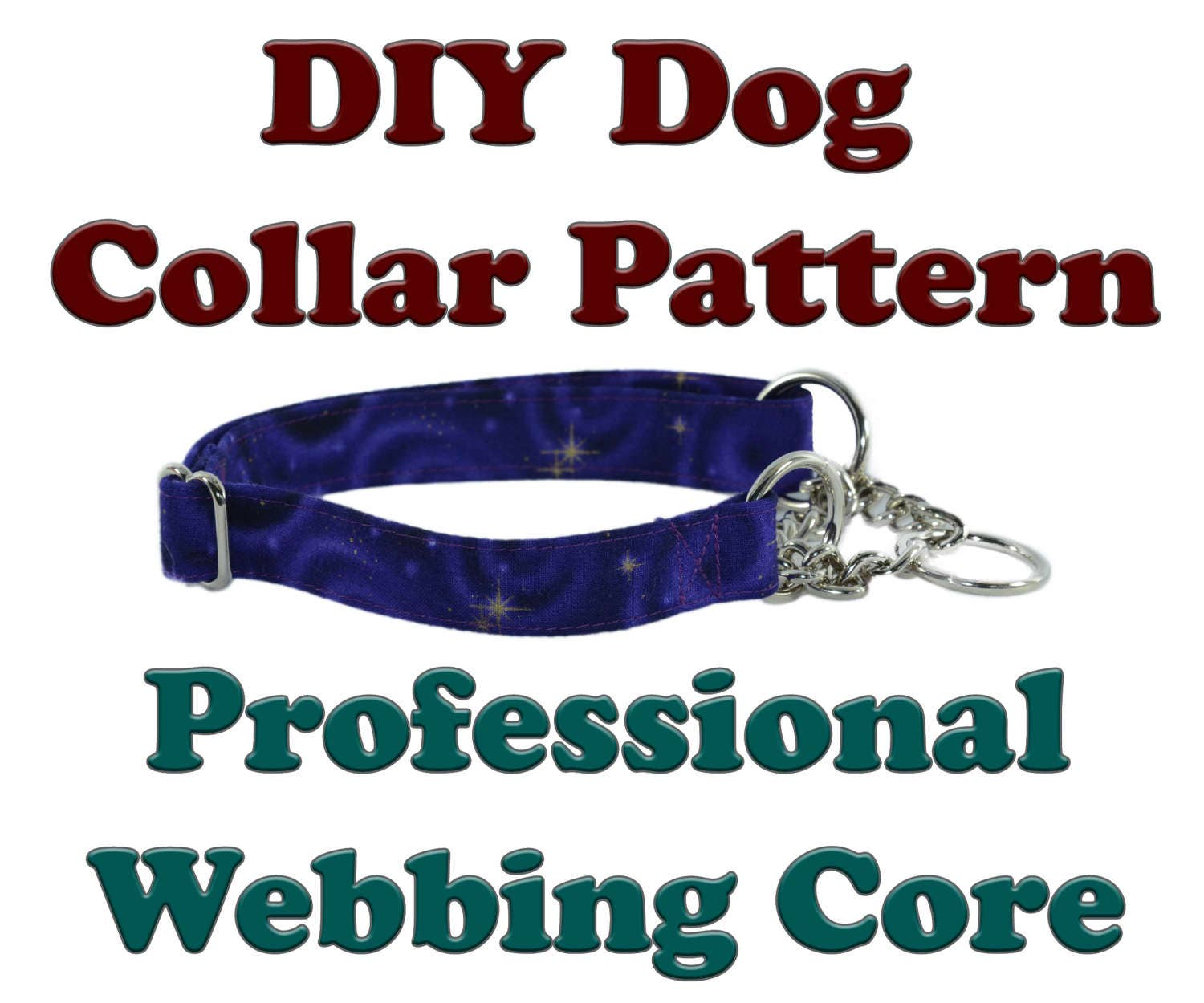 How To Make A Chain Martingale Dog Collar