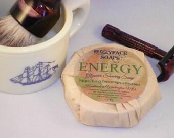 ENERGY Glycerin Shaving Soap
