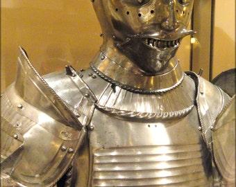 16x24 Poster; Knight Maximilian Field Armor , South Germany, 1510-1520