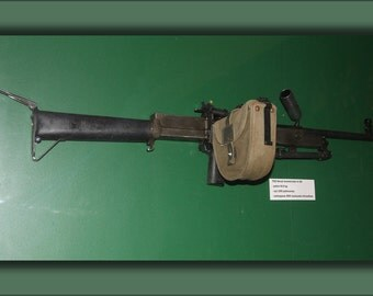 16x24 Poster; 7,62 Kvkk 60 Machine Gun