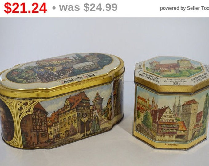 Wicklein Collectible Tins