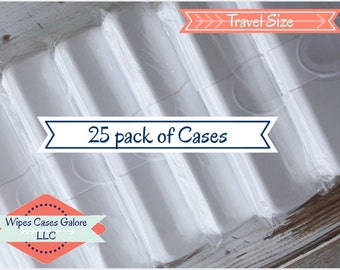 Baby Wipes Cases 25 pack