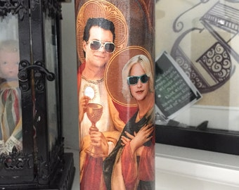 True Romance Worley Prayer Candle Valentines Day