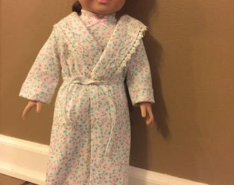 "18"" doll 3 pc pajama set"