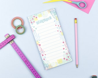 Remember! Note Pad