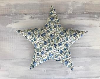 Decorative pillows star Liberty