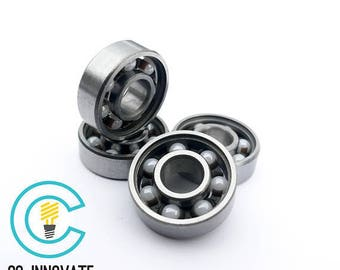 Fidget Spinner Hybrid Ceramic 608 ZrO2 Center Bearing Upgrade Fidget Spinner Hybrid Ceramic 608 ZrO2 Center Bearing Upgrade