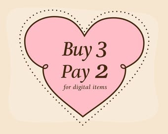 Buy 3 Pay 2 Coupon Code