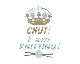 Keep Calm I Knit
