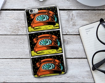 Phone Iphone Case - Phone Phone Case - Vintage Iphone Case - Vintage Phone Case - 90s Iphone Case - Iphone Case - Phone Case