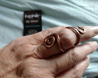 Rheumatoid Arthritis Pure Copper Ring-FREE SHIPPING!