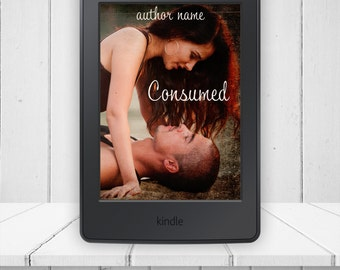Consumed Pre-Made Ebook Kindle Mobi Epub Cover Plus Extras