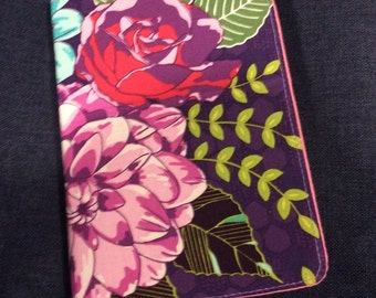 Songbook Cover - Purple Floral
