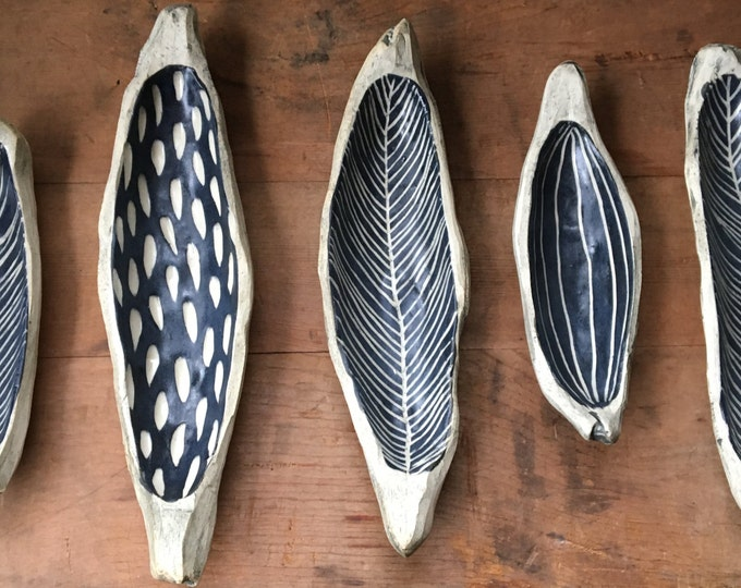 Feather dishes